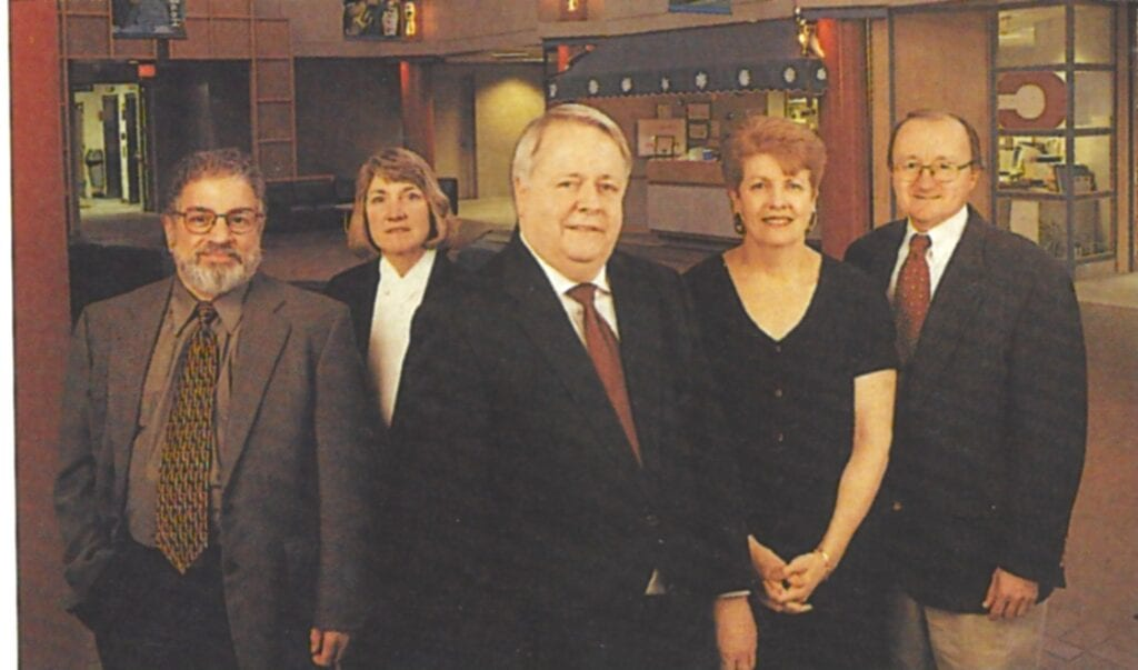 Boys Town Audiology Researchers Gorga, Stelmachowicz, Brookhouser, Moeller, and Jesteadt