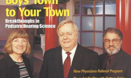 From Boys Town to Your Town: 25 Years of Pediatric Hearing Science