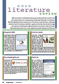 The 2010 HR Literature Review