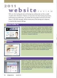 HR 2011 Web Site Review
