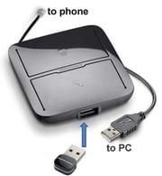 New Bluetooth Hearing Aid Device for Linking to Landline Phones