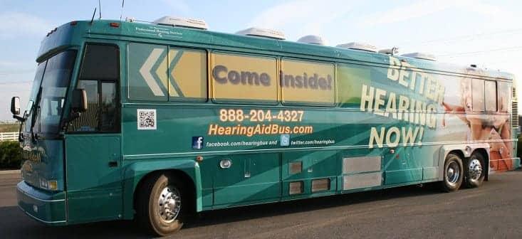 "Michigan Audiologist Creates ""Hearing Bus"" to Serve Rural Communities"