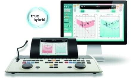 Interacoustics Introduces AC40 Hybrid Audiometer