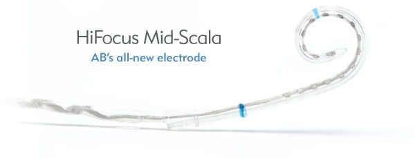 AB Receives FDA Approval for New HiFocus Mid-Scala Electrode