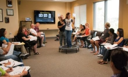 AIB Hosted a June Vestibular Rehabilitation Workshop