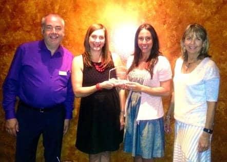 Erin Schafer Wins Phonak's 2013 Cheryl DeConde Johnson Award