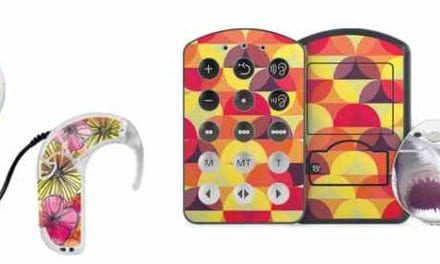MED-EL Creates Changeable Skins to Personalize Cochlear Processors