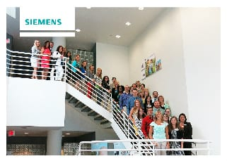 2013 Siemens Student University Welcomes Enthusiastic Group of AuDs