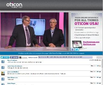 October 9: Oticon to Hold Follow-up to Successful Nera Online Launch
