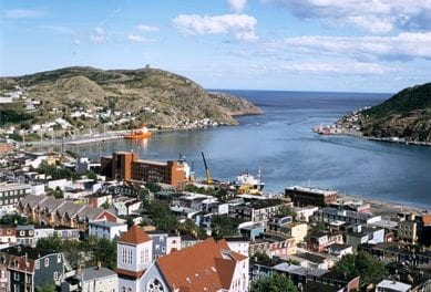 CAA 2013 Convention Set for October 16-19 in St John's, Newfoundland