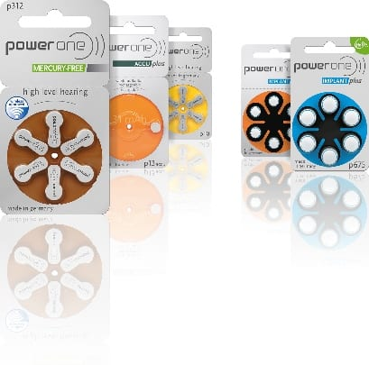 Power One Introduces New Microbatteries at EUHA