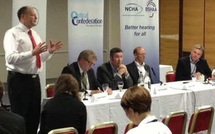 Newly-Formed NCHA Provides A New Voice for Community Hearing Providers in the UK
