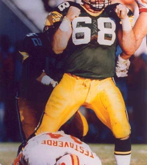 HearStrong Foundation Honors Former Green Bay Packers Player, Blaise Winter