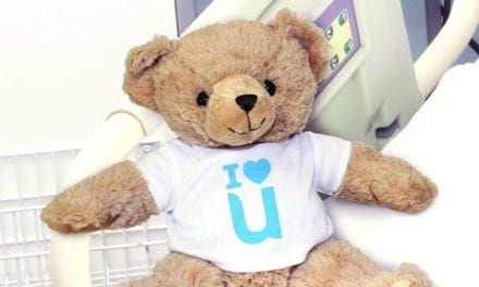 Unitron US and Customers Build and Deliver Teddy Bears to Children in Hospital