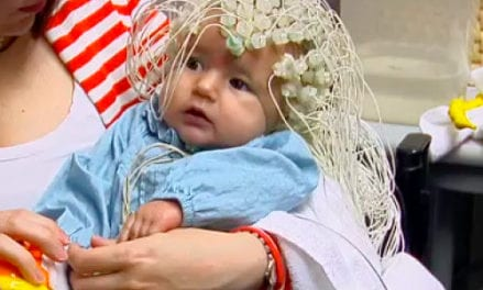 New Method for Measuring Brain Activity in Premature Infants