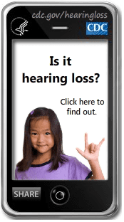 CDC Offers Plenty of Free Hearing Loss Information Resources