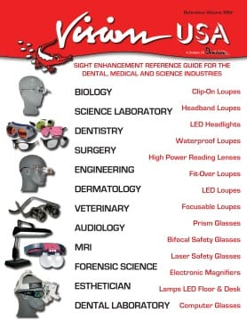 Vision USA Unveils New Product Catalog