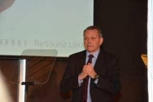 Lars Viksmoen, CEO, GN ReSound