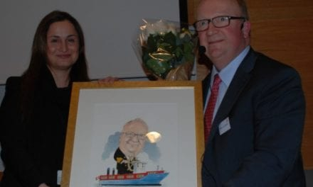 WDH President & CEO Niels Jacobsen Honored as Nordic Board Chairman of the Year