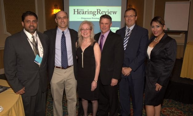 """CareCredit and Hearing Review Host """"State of the Industry"""" Dinner"""