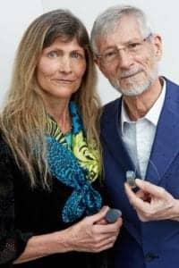 Drs Ingeborg and Erwin Hochmair