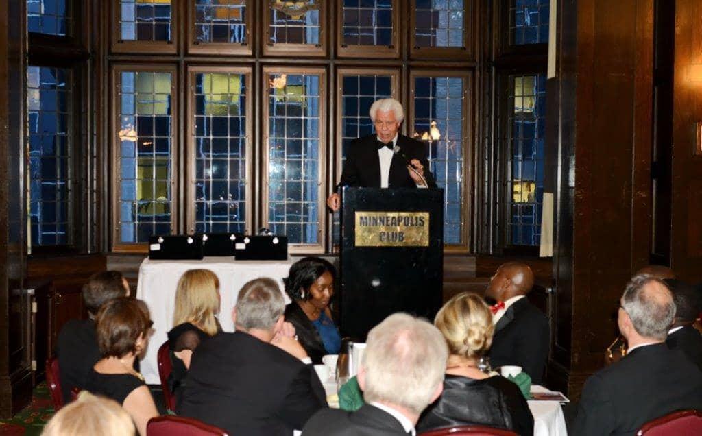 Starkey Founder Bill Austin Honored With Twin Cities International Citizen Award