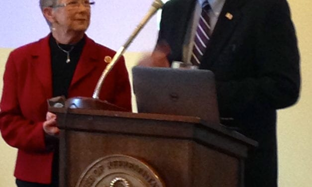 HIA Hearing Health Forum Honors Two Members of Congress
