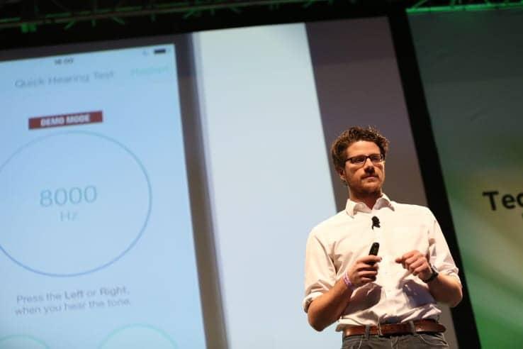 New iOS App Simulates Good, Poor, and Enhanced Hearing