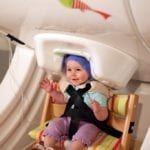 Young Baby Brains Rehearse Sounds
