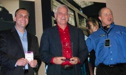 Williams Sound Celebrates Top Sales Representative for 2013
