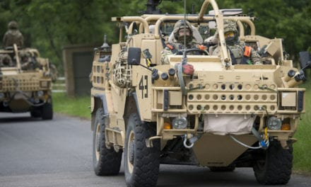 Fit for the Front? British Study Identifies Hearing Requirements of Soldiers