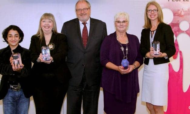 2014 Oticon Focus on People Award Winners Announced