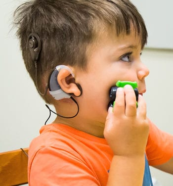 Child Hears Sound in First FDA-Approved Clinical Trial of ABI in the US