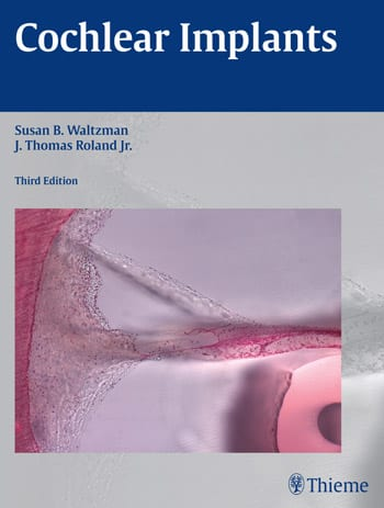 New Cochlear Implant Publication