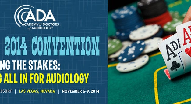 ADA 2014 Convention At-A-Glance Schedule
