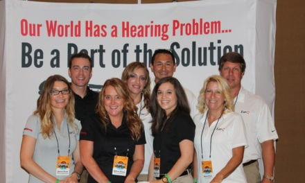 EarQ Team Brings Hearing Health to the 2014 National Basketball Retired Players Assn Annual Convention in Cancun