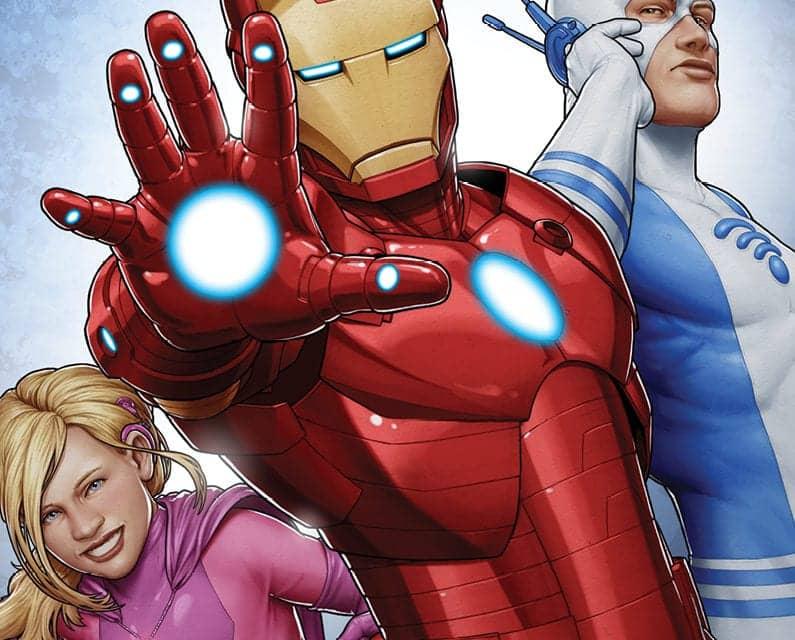 Marvel's Newest Super Hero Has Hearing Loss