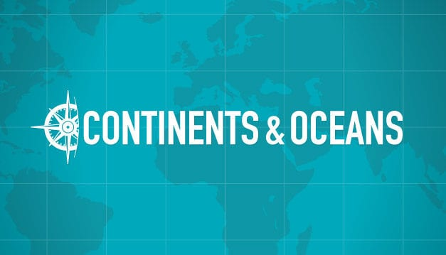 Continents & Oceans: Free Learning App to Improve Listening Skills from MED-EL
