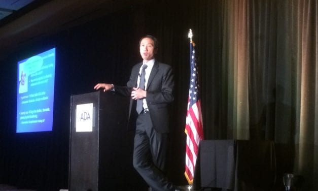 Dr Frank Lin Details Consequences of Age-related Hearing Loss and Future Avenues at ADA Convention Keynote