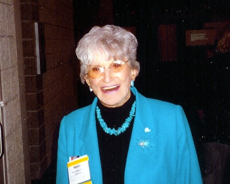 Tributes to Marion Downs