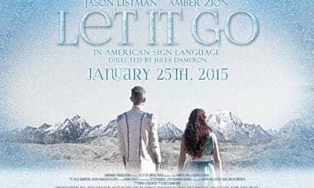 "ASL Version of Disney's ""Let It Go"" Gets YouTube Release"