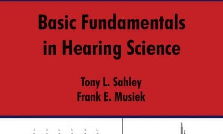 Textbook Simplifies Hearing Science for SLP, Audiology Students