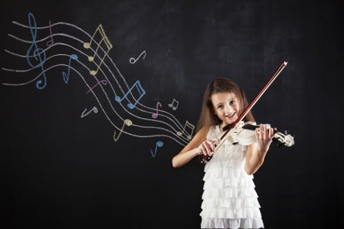 Playing Musical Instruments Can Help Kids' Brains