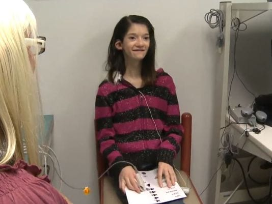 Watch as Deaf Teen Hears for First Time