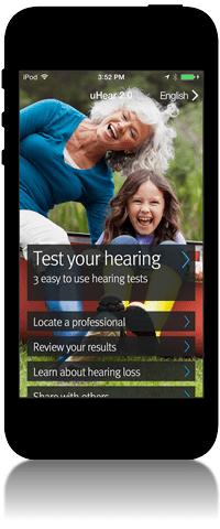 Unitron Releases uHear Hearing Test App, Online Support Kit