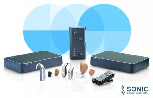 Sonic Launches Journey and Celebrate Hearing Solutions