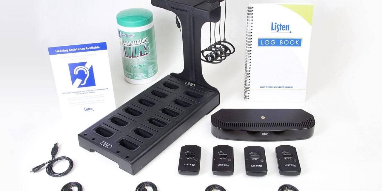 Listen Technologies Expands ListenIR Product Line