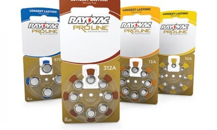 Rayovac Unveils Newest Generation of Hearing Aid Batteries