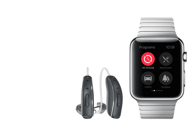 ReSound Introduces Hearing Aid App for Apple Watch
