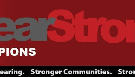 HearStrong Foundation Recognizes Student for Shattering Stigmas